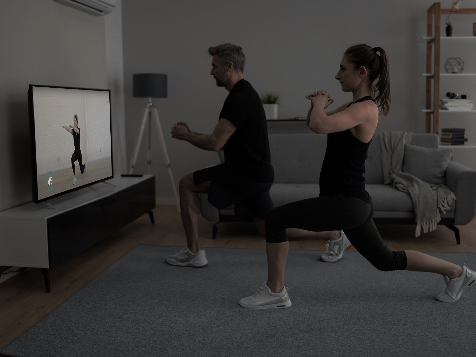 online workouts thame