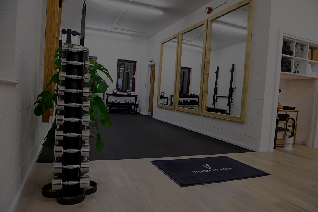 personal trainer thame, south oxfordshire